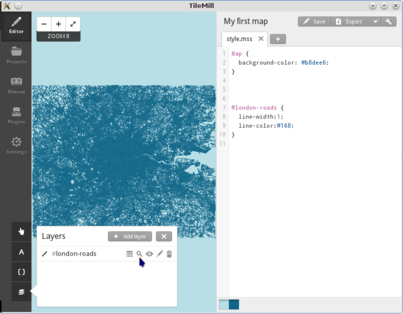 Rendering OpenStreetMap with Tilemill   Martin Orr's Blog